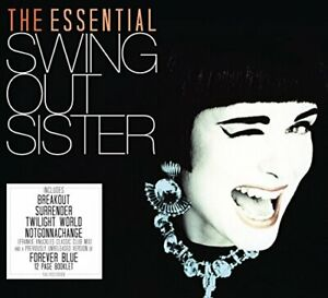 Swing Out Sister - The Essential Swing Out Sister CD NEW