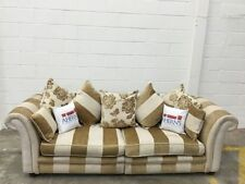 Striped DFS Sofas