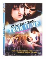 Center Stage: Turn It Up (DVD, 2009)