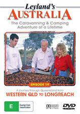 Leyland's Australia Ep19 - Western QLD to LONGREACH DVD