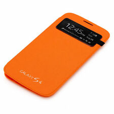 Orange Cases and Covers for Samsung Galaxy S4