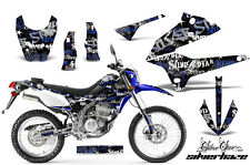 Dirt Bike Decalcomanie Kit Grafica Adesivo per Kawasaki Klx250 2008-2018 Ssh Eu