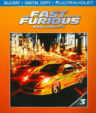 The Fast and the Furious: Tokyo Drift BLU-RAY Justin Lin(DIR)