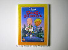 Jim Jinkins Doug's 1st First Movie Disney Channel Doug Cartoon Movie on DVD