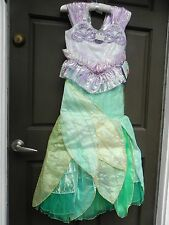 Disney Limited Edition Little Mermaid Ariel Costume Dress Size 10  ( 2500 made)