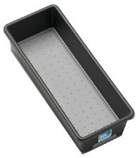 "Madesmart 4 Pack, 9"" x 3"" x 2"", Granite Bin, For Kitchen Storage & Organization"