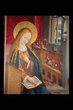 211044 vierge Marie avec bookannunciation Italie A4 papier photo