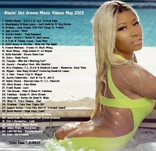 Promo Video Compilation DVD, Blazin Hot Groove Pop Videos May 2013 ONLY on Ebay!