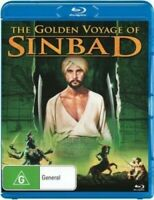The Golden Voyage of Sinbad [New Blu-ray] Australia - Import