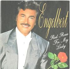 """Vinyl-7""""-Cover # only Cover # Engelbert # Red Roses For My Lady # 1989 # m-"""