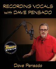 Recording Vocals with Dave Pensado Pensado's Strive Education Series 000231883