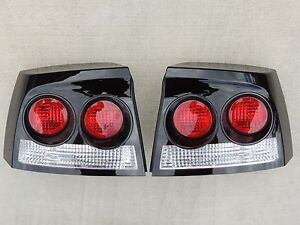 06-10 Charger Smoked Tail Lights Tinted Black OE non led painted 🔥🔥