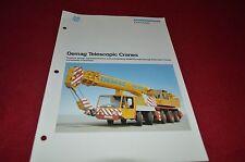 Mannesmann DEMAG Telescopic Cranes Dealers Brochure DCPA2 ver2