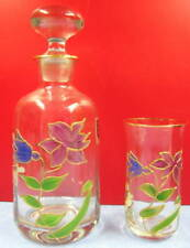 carafe et verre de nuit - Tiffany Nagel Design - 27 cm