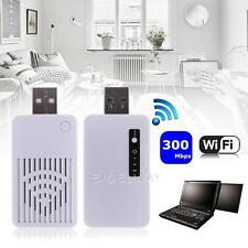 USB Wireless Repeater 300M Network Router WiFi Signal Range Extender Booster