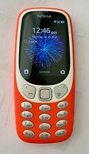 Nokia 3310 3G TA-1036, Updated Classic Design GSM Cellphone