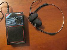 Soundesign Model 2020 Am/Fm Portable Radio