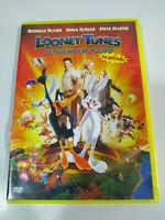 Looney Tunes de Nuevo en Accion la Pelicula - DVD Region 2 Español Ingles - AM