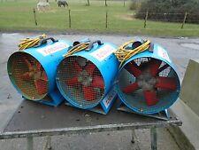 Tornado Power Blower Ventilator Fume Extractor Fan Spray Booth