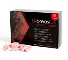 U-Breast Pills 60 Tabletten zur Brustvergrößerung Bruststraffung ohne OP Brüste