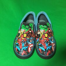 Marvel Comics Board Shoes size 6