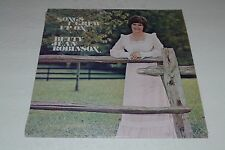 Betty Jean Robinson~Songs I Grew Up On~Christian Gospel~Possibly AUTOGRAPHED?