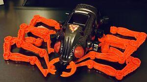 Vintage He-Man MOTU Masters Of The Universe Spydor Spider 1984 Toy Vehicle
