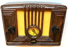 CLASSIC MINI AM/FM TRANSISTOR RADIO REPLICA  TESTED AND WORKING CONDITION