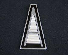 1964 AMC Rambler American Hood Emblem Aluminum Reproduction Ornament Insert 1965