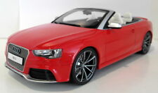 GT Spirit 1/18 Scale Resin Sealed body - GT724 Audi RS5 Convertible Misano red