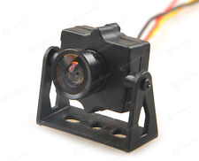 FPV mini cámara 520 Line con soporte (sólo 4g) PAL Camera hmcam 700