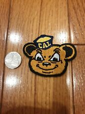 California Cal Golden Bears Embroidered Iron On patch 2.5� X 2�