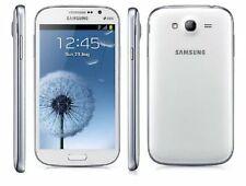 "Samsung Galaxy Grand Duos GT-I9082 8GB 5"" Dual SIM GSM Smartphone White Unlocked"