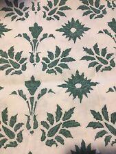 Tissu vintage, cotonnade pour quilt et couture 145 cm x 52 cm Réf/M64