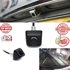 Car Reverse Parking Backup Camera RCA night vision Waterproof Auto Rear View Kit