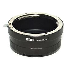 Adaptateur Bague Objectif Canon EF EF-S vers Boitier 4/3 Sony NEX E-Monture