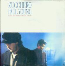 "7"" Zucchero & Paul Young/Senza Una Dona (NL)"