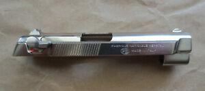 Browning BDA 380acp Nickel Slide Type 2
