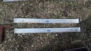 1980-1991 Ford Crown Victoria Grand Marquis Front Door Threshold Sill Trim Plate