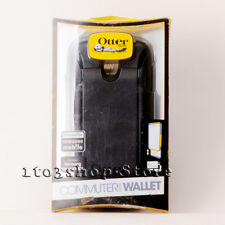 OtterBox Commuter Series Wallet Case for Samsung Galaxy S4 Black