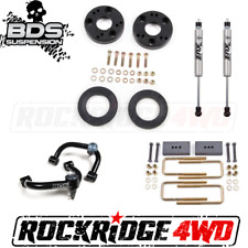 "BDS SUSPENSION 2-1/2"" LEVELING KIT FOR 2009-2020 FORD F150 2WD / 4WD  w Fox"