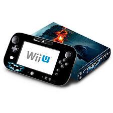 Skin Decal Cover for Nintendo Wii U Console & GamePad Batman Dark Knight Rises 1