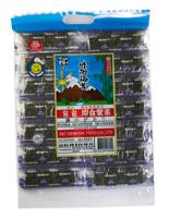 Roasted Dried Seasoned Seaweed Thai Snack Sheets Salt Korean 1 Pack 100 Piece