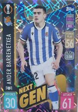 Match Attax Champions League 2021/2022 limited edition Chrome Festive Heritage