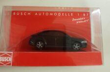 Busch 89132 Escala H0 Audi A4, Negro # Nuevo en Emb. Orig. #