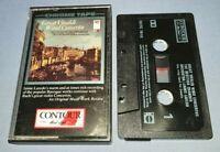 VIVALDI GREAT WIND CONCERTOS classical music cassette T7183