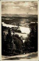Persenbeug Niederösterreich Austria ~1940 Ybbs Ötscher Kirche Alpen ungelaufen
