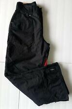 Billabong Snowboard Pants Mens S Small Snow Black Pockets 5000 mm Waterproof