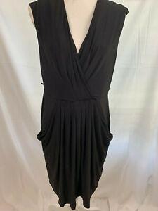 Scarlett Nite Black Dress Size 10