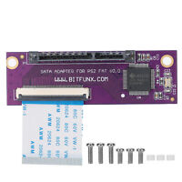 For SATA IDE Network Adapter Upgrade Board for Sony Playstation 2 Hard Drive GB